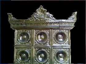 Kachľová pec z ručne vyrobených kachlíc - HASPRO & PROIKER